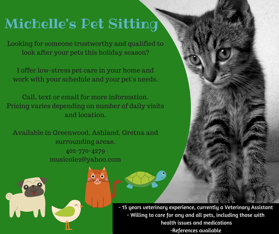 Michelles Pet Sitting