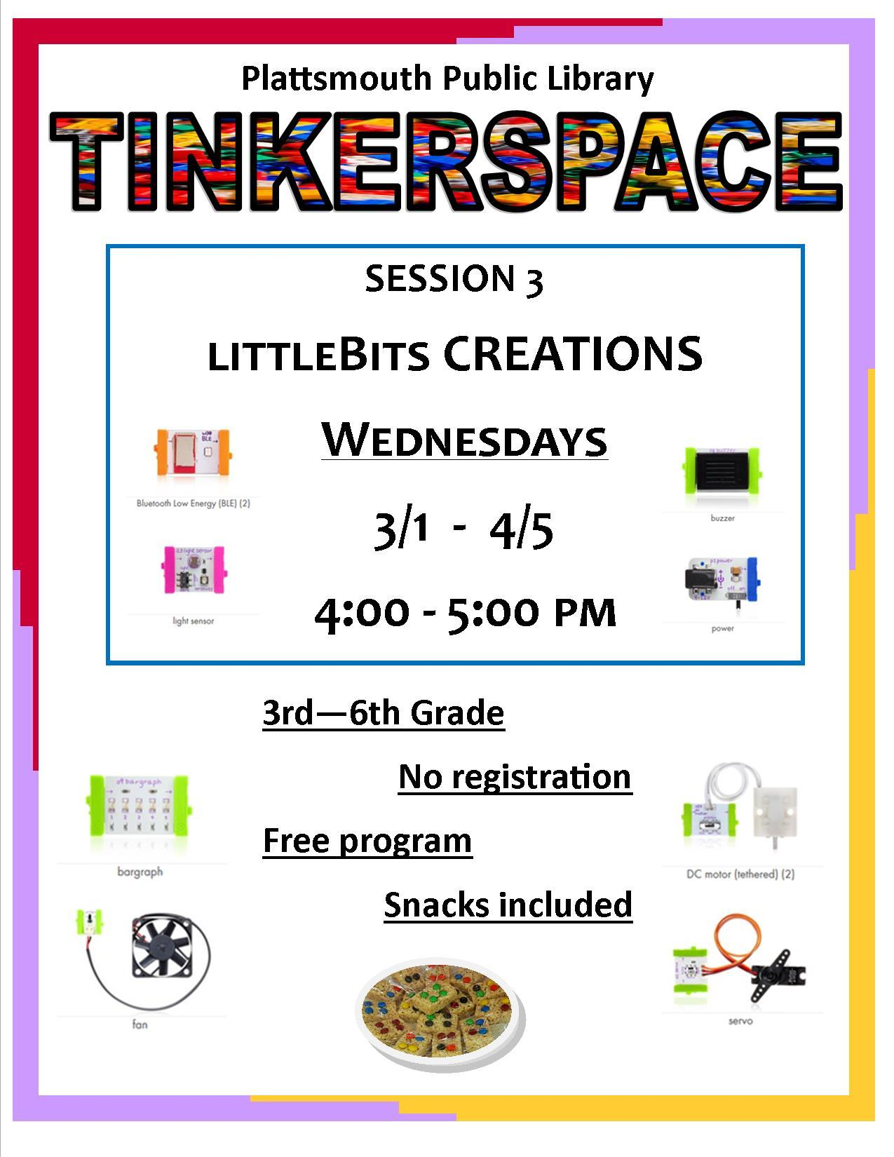 TinkerSpace 2017 session 3