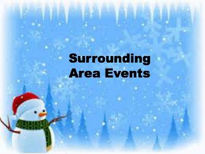 Winter Surrounding Events